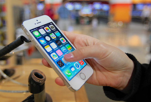 iPhone iOS7 Update